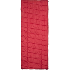 VAUDE Navajo 900 Syn Saco de Dormir, dark indian red